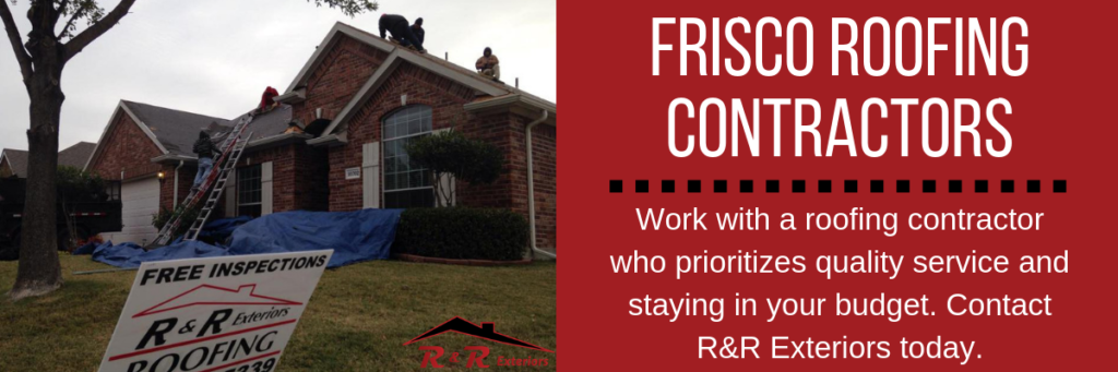 Frisco Roofing Contractors Roof Installation Repairs R R