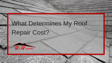 What Determines My Roof Repair Cost?